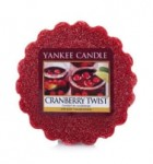 Cranberry Twist - Wosk - Yankee Candle