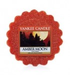 Amber Moon - Wosk - Yankee Candle