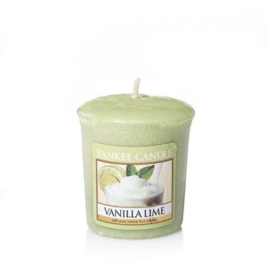 Vanilla Lime - Sampler - Yankee Candle