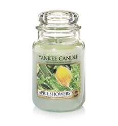 April Showers - Duży słoik - Yankee Candle