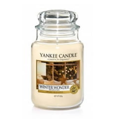 Winter Wonder - Duży słoik - Yankee Candle