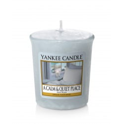 A Calm & Quiet Place - Sampler - Yankee Candle