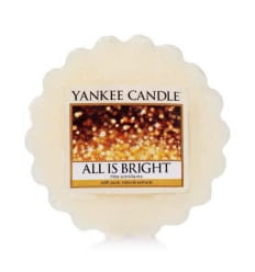 All is Bright - Wosk - Yankee Candle