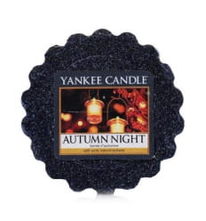 Autumn Night - Wosk - Yankee Candle