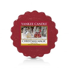 Christmas Magic - Wosk - Yankee Candle