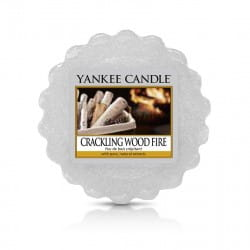 Crackling Wood Fire - Wosk - Yankee Candle
