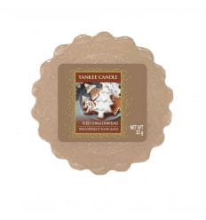 Iced Gingerbread - Wosk - Yankee Candle