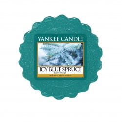 Icy Blue Spruce - Wosk - Yankee Candle