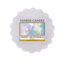 Sweet Nothings - Wosk - Yankee Candle