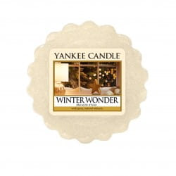 Winter Wonder - Wosk - Yankee Candle