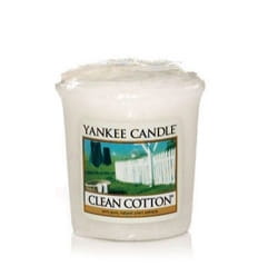 Clean Cotton - Sampler - Yankee Candle