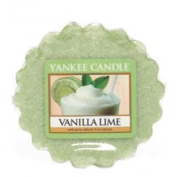 Vanilla Lime - Wosk - Yankee Candle