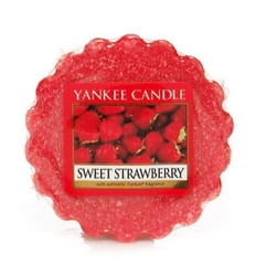 Sweet Strawberry - Wosk - Yankee Candle