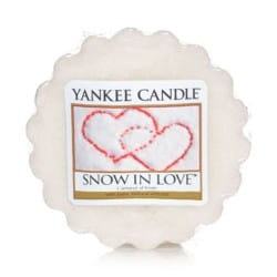 Snow In Love - Wosk - Yankee Candle