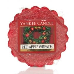 Red Apple Wreath - Wosk - Yankee Candle