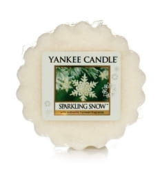 Sparkling Snow - Wosk - Yankee Candle