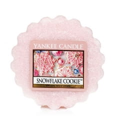 Snowflake Cookie - Wosk - Yankee Candle