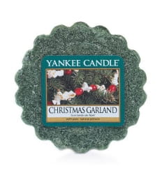 Christmas Garland - Wosk - Yankee Candle
