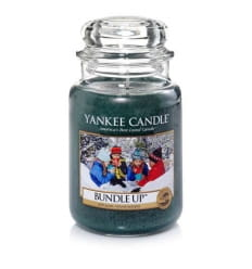 Bundle Up - Duży słoik - Yankee Candle