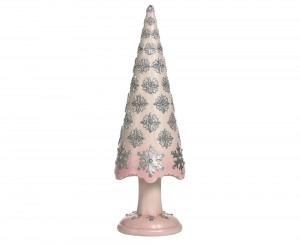 Rose Choinka deco 2 - Belldeco