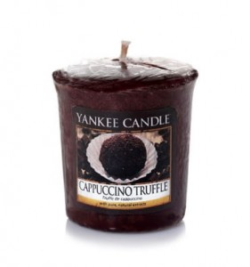 Cappuccino Truffle - Sampler - Yankee Candle