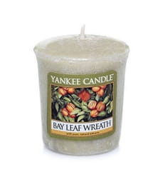Bay Leaf Wreath - Sampler - Yankee Candle