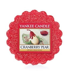 Cranberry Pear - Wosk - Yankee Candle