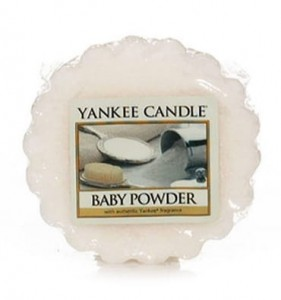 Baby Powder - Wosk - Yankee Candle