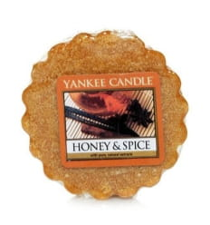Honey & Spice - Wosk - Yankee Candle
