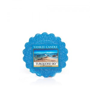Turquoise Sky - Wosk - Yankee Candle